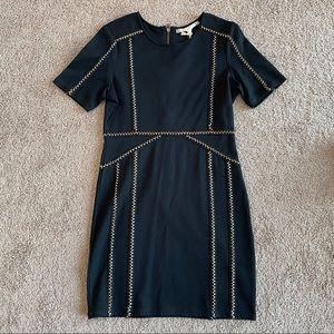 Chelsea & Violet black dress size Medium NWT